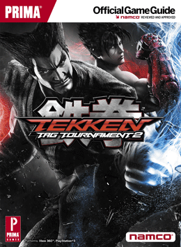 Prima Tekken Tag 2 Guide