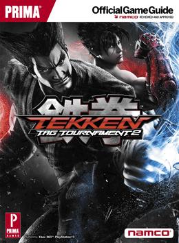 Prima Tekken Tag 2 Guide