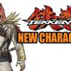 Tekken7-NewCharacter