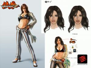 Tekken7-LatinaCharacter