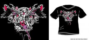 Evo2015-TekkenShirt